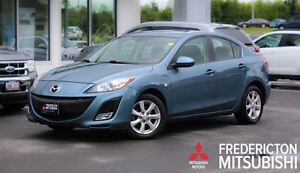 2010 Mazda MAZDA3 GS! AIR! SUNROOF! ONLY $44/WK TAX INC. $0 DOWN