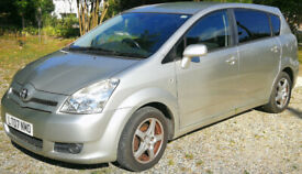 image for Toyota, COROLLA VERSO, MPV, 2007, Manual, 1794 (cc), 5 doors