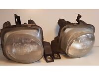 Headlight Fiat Multipla, 1999-2003, Near / Off Side , Free Delivery