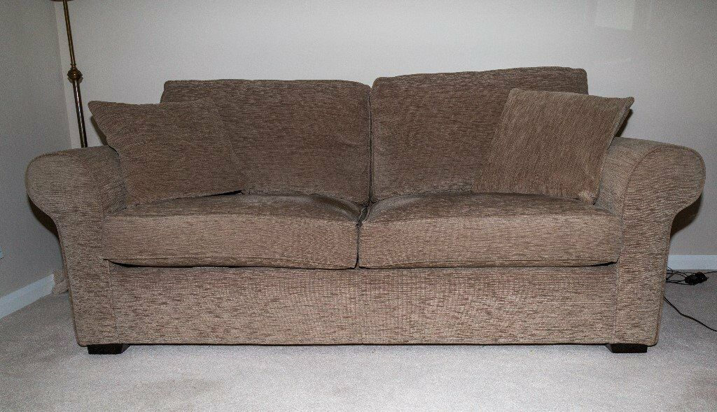 3 Seater Scs Sofa Bed For Sale Good Condition Price