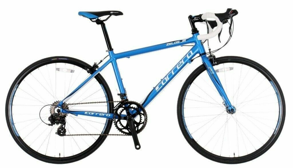 Carrera Zelos Mans S Bike 2019 Review Youtube