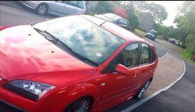2007 (57) ford focus low mileage 59k 1800cc £2500