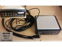 "Hauppauge HDPVR ""Component"" Video Capure device"