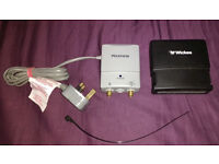 Masthead Aerial Amplifier and Power Supply