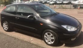 Black Ford Focus 2003 - *Excellent running condition