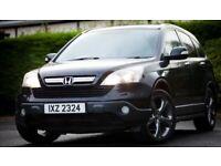 Honda, CR-V, CDTi, EX, 2009, Manual, 2204 (cc)