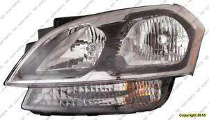 Head Lamp Driver Side Halogen High Quality Kia Soul 2012-2013