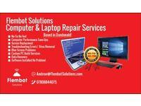 Flembot Computer & Laptop Repairs Belfast   Dundonald and beyond
