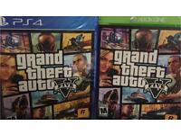 GTA 5 BRAND NEW GAME SEALED