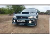 1999 Subaru Impreza Turbo Wagon