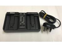 Nikon MH-22 Quick Battery Charger for EN-EL4 & EN-EL4a batteries