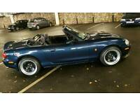 AMAZING FULLY RESTORED MX5 1.8 HPI CLEAR FULL SERVICE HISTORY