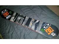 160cm snowboard volkl