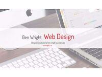 Wimborne Web Design - From £150! | Ben Wright Web Design