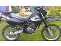 Suzuki Dr350 sew 1998