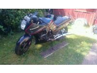 Kawasaki Gpx 750r breaking for spares 1987