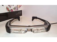 Epson Moverio BT200 Smart Glasses (boxed)
