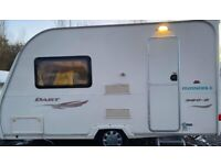 2009 2 Berth Avondale Caravan With Full Size Awning