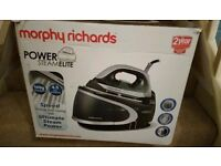 Morphy Richards 42221 Power Steam Elite Steam Generator Iron 2400W