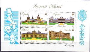 ESPANA-1989-Patrimonio-Nacional-Ed-3046-HB