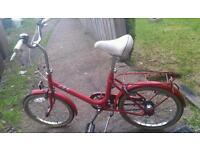 1985 .. BSA shopper tyre bike for sale