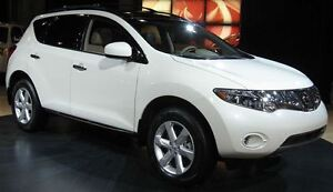 2009 Nissan Murano LE. Panoramic Roof. Leather