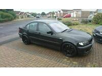 BMW 330D MSPORT 2003 REG Px poss swap