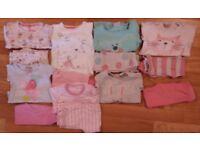 Next Pyjama bundle girls' aged 2-3 yrs and 3-4 yrs