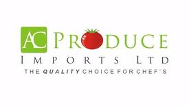 Fruit & Veg Driver/Packer