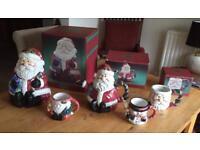 Christmas China Collection
