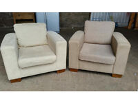 Pair of M&S Armchairs
