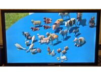 Samsung 46 Inch Full HD Monitor With Touch Screen Overlay
