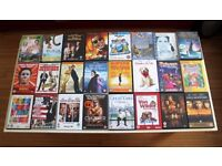 ** DVD Job Lot of 33 Popular Titles ** Collection / Delivery to Brighton & Hove **
