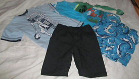 Boys' Clothes - 8-9 Years - 6 Items - Excellent Condition