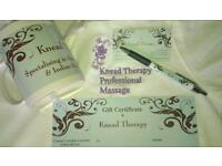 Massage Therapist STOURPORT KIDDERMINSTER WORCESTER Deep Tissue (Sports) Swedish BACK PAIN RELIEF