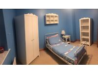 Kids White Bedroom Furniture - Immaculate