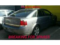 Breaking For Parts Vauxhall Vectra 1.9 cdti Club Pre Facelift