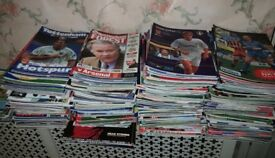 Over 1500 Arsenal Programmes home and away fantastic collection