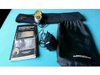 Slender tone abs system belt, complete with bag and full instructions.