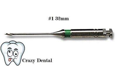 Dental Gates Glidden Drill 1 32mm 6pk