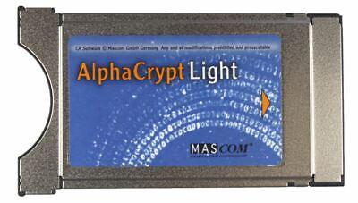 Mascom AlphaCrypt-Light CI-Modul 2.6 für verschiedenste Pay-TV