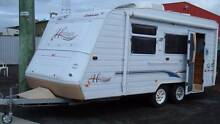 Jayco Heritage 2003 18'6, Galv Chassis Kanahooka Wollongong Area Preview