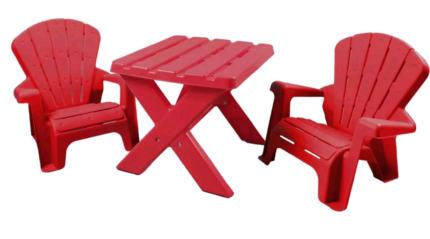 3 pce Outdoor Sets