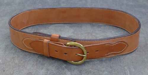 BIANCHI #B3 Duty Belt, Gear belt. Tan. 32