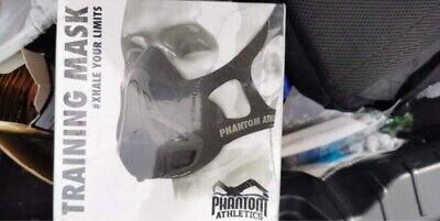 Phantom Athletics Training Mask Fitness Training Gym Running Adults