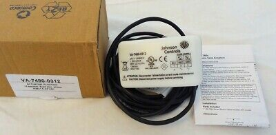 Johnson Controls Va-7480-0312 Onoff Or Floating Electric Actuator 24v 257 New