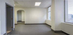 OVER 5,000 SQ FT OF COMMERCIAL OFFICE SPACE FOR RENT
