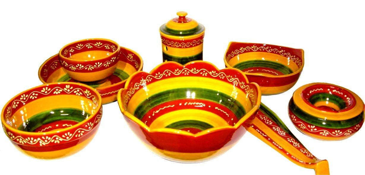 Souvenir-Laden - spanische Keramik