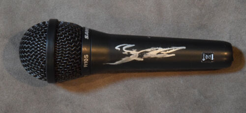 LIL DURK SIGNED AUTOGRAPHED MICROPHONE REMEMBER MY NAME PROOF B