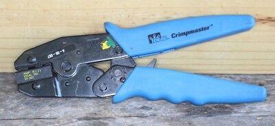 Amp Ideal Rj-11 Crimpmaster Crimping Tool